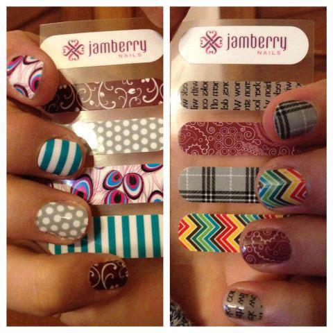Jamberry Nails Kinziejones.jamberrynails.net